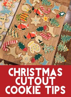My Favorite Christmas Cut Out Cookies