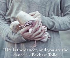 be the dancer