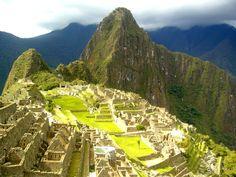 Machu Picchu~ an amazing treasure