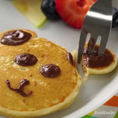 Baby Food Recipes, Sweet Recipes, Dessert Recipes, Cooking Recipes, Cooking Pasta, Healthy Breakfast For Kids, Breakfast Recipes, Yummy Food, Tasty