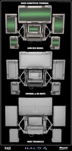 Halo 4 :Trevor Crandall