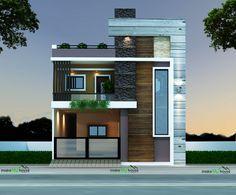 House Roof Design, House Outside Design, 2 Storey House Design, Bungalow House Design, Design Your Dream House, Small House Design, Modern Exterior House Designs, Modern House Design, Modern Interior Design