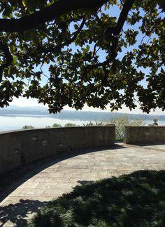 Vista dalla Villa di Delizia Lago di Pusiano