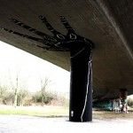 """We declare the world as our canvas """"Holding Hand"""" - By Dome in Karlsruhe, Germany..b m w ...."""