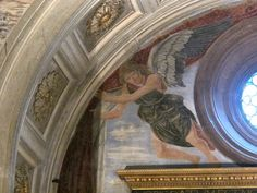 Cappella del cardinale del portogallo, angelo di alesso baldovinetti 01 - Category:Cappella del Cardinale del Portogallo - Wikimedia Commons