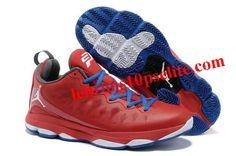 18cd06105adf VIX Chris Paul Shoes Red Blue Jordan Shoes Online
