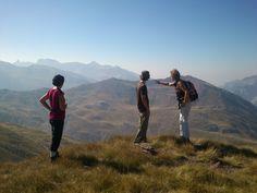 Le plaisir d'admirer une vue à 360° - Vallée d'Aspe, Pyrénées Atlantique