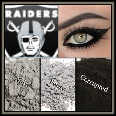Younique football Oakland Raiders https://www.youniqueproducts.com/ShannonDoty