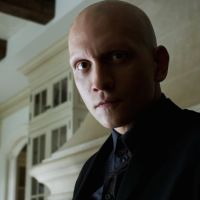 Zsasz returning to Gotham! :D  Also, this is a good little interview with Anthony Carrigan. Gives some insight into the lack of eyebrows/lashes. :>