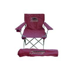 Southern Illinois Salukis NCAA Ultimate Adult Tailgate Chair