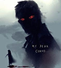 """""""My dear Corvo..."""" #Dishonored"""