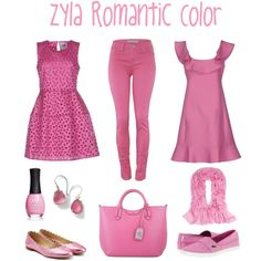 My Zyla Romantic Color