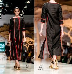 """Wendell Rodricks """"Source Of Youth"""" Africa-Inspired Collection for Fiama Di Wills at Wills Lifestyle India Fashion Week Spring / Summer 2014 ( http://www.naina.co/photography/2013/10/wendell-rodricks-wifwss14/ )"""