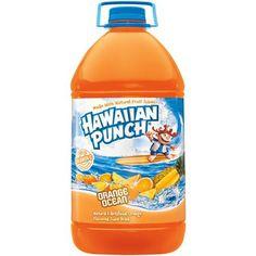 Hawaiian Punch Orange Ocean Flavored Juice Drink, 1 gal