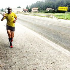 The first of seven 1/7 DONE 7days 7marathons #run #ironmanNogavice #42k #marathon #slovenia #saucony #suuntoRun #Runtagit #worldrun #wearetherunners #armystrong #myworld #myworldrun #worldrunners #stravaRun #tek #neverstopmoving #sports #running #neverstopexploring #roadID @suunto @stravarun @saucony @roadid @wflworldrun @worlderunners @run_and_travel @feelslovenia by anze_cesen #running #ownyourmarks #run