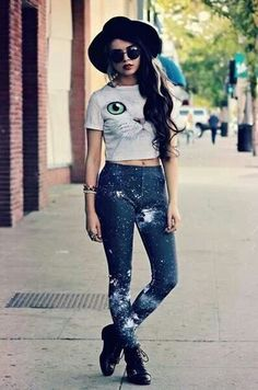 40 Cute Hipster Outfits For Girls - Page 3 of 3 - Fashion