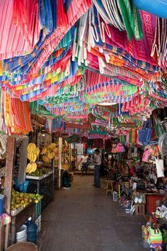 Mercado de Ixtapa.