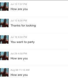 21 mest cringeworthy online dating meddelanden