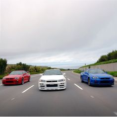 Can we have the feeling that comes with driving #GTR R34 ?