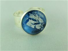 Ladies Adjustable Statement Ring With A Blue Dragons Eye Cabochon folksy Dragon Eye, Blue Dragon, Gifts For Women, Gifts For Her, Women Accessories, Jewelry Accessories, Handcrafted Jewelry, Unique Jewelry, Statement Rings