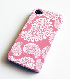 Paisley Patterned Phone Case