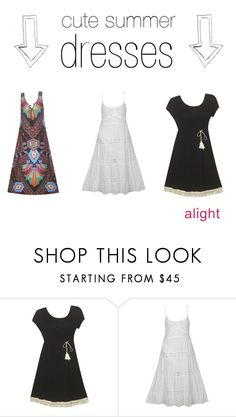 """plus size dresses dor summer"" by alight-com on Polyvore"