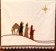 Epiphany paraments  Three kings