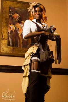 steampunkxlove:  cosplayingwhileblack:  X  I saw stockings like those ONCE and wanted them so badly, but couldn't afford them. I never saw t...