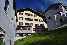 Zermatt Youth Hostel, Switzerland.