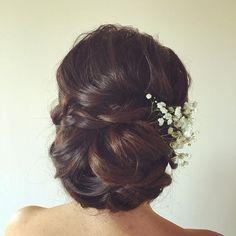 Creative Bridal Hairstyles by Lana Gin, Scotland!