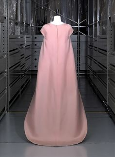Cristobal Balenciaga, Evening Dress, Fall/Winter, 1968