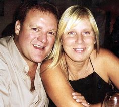 ****Trigger Warning****How a vasectomy operation killed my husband - Jem and Karen before he fell victim to septicaemia