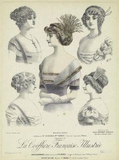 coiffure de monsieur croizier rue des capucines