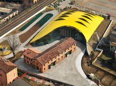 MUSEO CASA ENZO FERRARI  Via Paolo Ferrari, 85 - Modena - 16,5 km dall'hotel