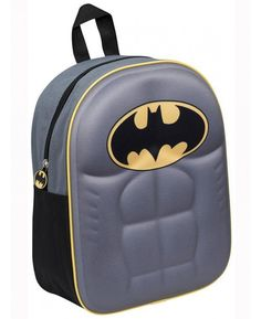 eb2610ae91d3 This fantastic Batman Moulded Backpack is idea for use at school