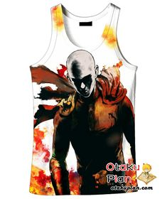 One Punch Man Fond of Fighting Saitama the Hero for Fun Hoodie - One Punch Man 3D Hoodies And Clothing