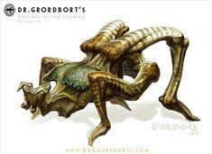 Dr. Grordbort's Bestiary of the Cosmos