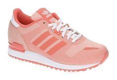 Adidas ZX 700 WEAVE W roze lage sneakers http://www.sooco.nl/adidas-zx-700-weave-w-roze-lage-sneakers-19636.html