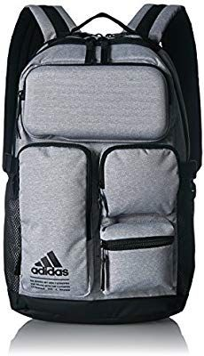 Amazon.com  adidas All Roads Backpack, Med Grey, One Size  Sports 5558ef78e7