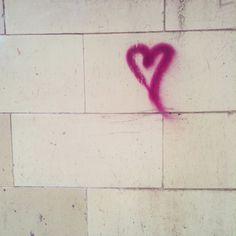 Poster | GRAFFITI HEART von Cassia Beck | more posters at http://moreposter.de
