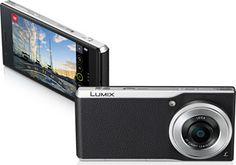 パナソニックは、1型の大型イメージセンサーと新開発ライカレンズを搭載し、4K動画撮影に対応、LTE通信機能も備え、SIMロックフリーで、撮影した写真や動画をSNSなどにアップロードできるコミュニケーションカメラ「LUMIX CM1」を発表した。9月16日にドイツのケルンで開催されるカメラ展示会「Photokina 2014」で参考出展される。