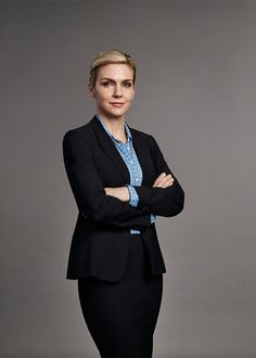 """Better Call Saul"" returns on Monday, Feb. and in anticipation of the premiere, Variety has first-look character portraits for Season Corporate Portrait, Business Portrait, Rhea Seehorn, Casual Attire For Women, Business Formal Women, Interview Attire, Call Saul, Walter White, Character Portraits"