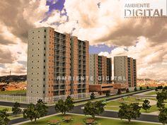 Conoce nuestros #Servicios #Bogotá #Render #Exterior #Arquitectura  #3D #Digital #Viernes Skyscraper, 3 D, Multi Story Building, Friday, Architecture, Skyscrapers