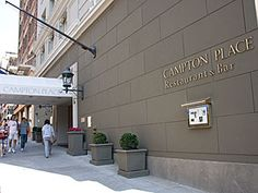 Taj Campton Place Hotel :: Union Square - San Francisco, CA - Union Square Shopping, Dining & Travel Guide