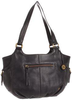 The Sak Kendra Satchel Handbag *** Click image for more details. (This is an affiliate link) The Sak Handbags, Best Handbags, Satchel Handbags, Black Handbags, Leather Purses, Leather Handbags, Leather Satchel, Real Leather, Black Leather