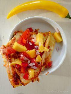 Mango BBQ Chicken Qu