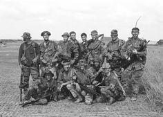 SEAL Team Two members, South Vietnam