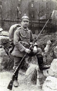Unidentified Unteroffizier, Reserve-Infanterie-Regiment No. 1 (München), Autumn…