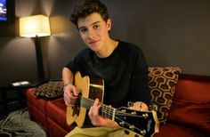 Shawn Mendes being adorable like always