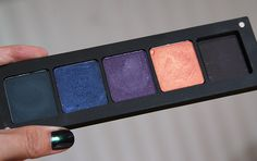 inglot eyeshadow 340, 428, 494, 407